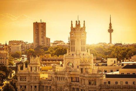 Galería fotográfica de Madrid