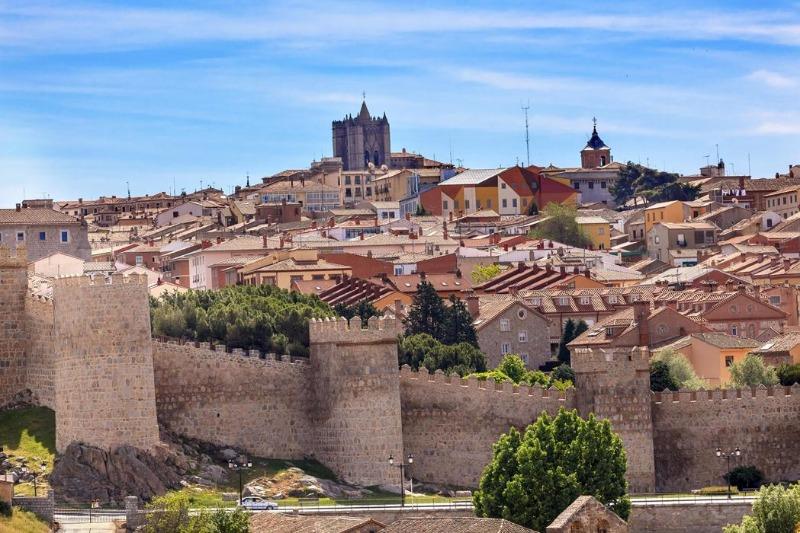 Galería fotográfica de Ávila